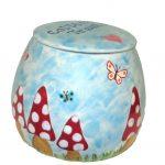 toadstool cookie jar workshop small image